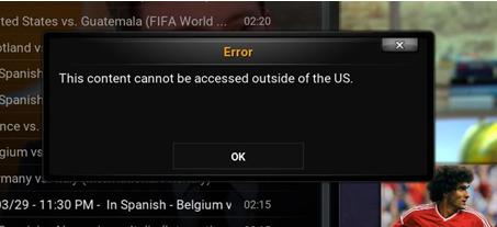 How to Watch English Premier League on Kodi