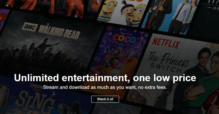 Netflix-Unblocked-with-SurfEasy