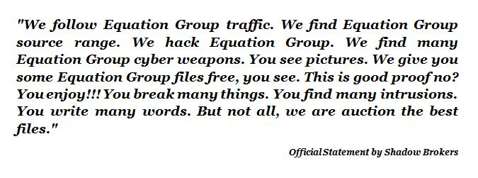 Nsa Hacked- what snowden say about it