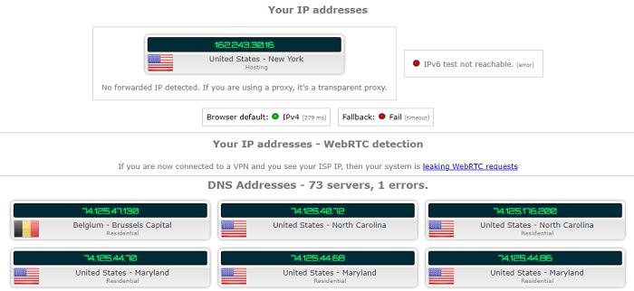 SurfEasy-VPN-DNS-and-IP-Leaks