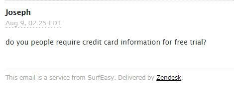 SurfEasy-VPN-Email-Ticketing-System