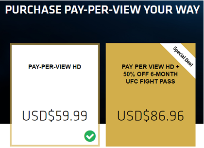 How to Watch UFC 203 at Cheaper PPV