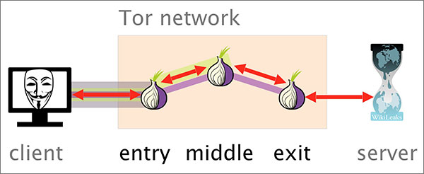 TOR Network for Bypassing Torrent Restrictions