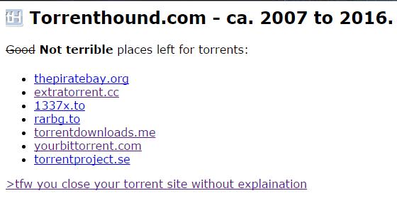 17 Best TorrentHound Alternatives