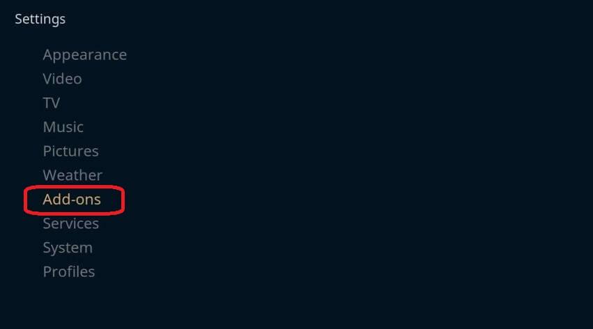 OSMC VPN