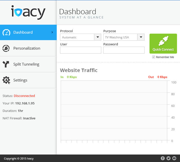 Best VPN Software - Ivacy