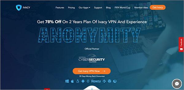 ivacyVPN-is-an-excellent-chioce-for-fastest-vpn-for-torrenting