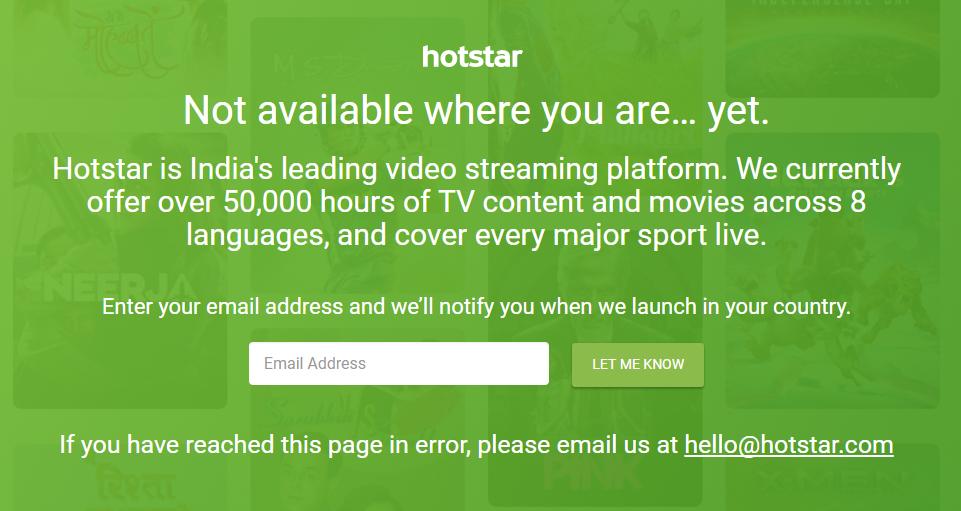 watch EPL on Hotstar
