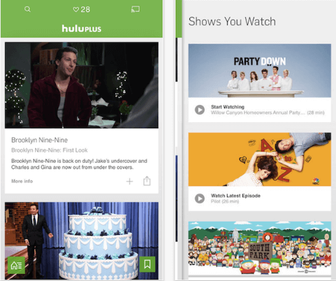 Watch Hulu on iPhone with VPN