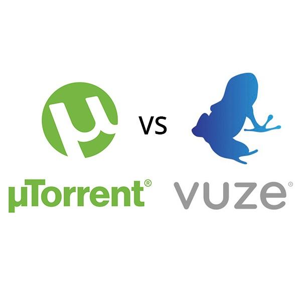 uTorrent vs Vuze: Battle of The Best Client Service