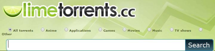 limetorrents Search Engine