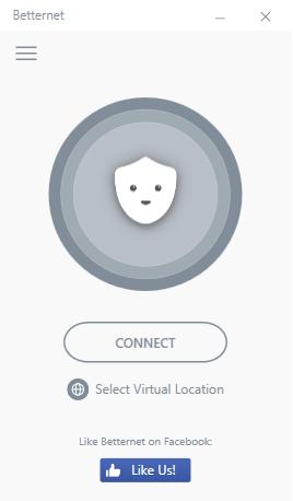 Betternet-Windows-App