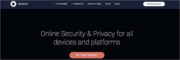 Betternet-free-VPN-Service