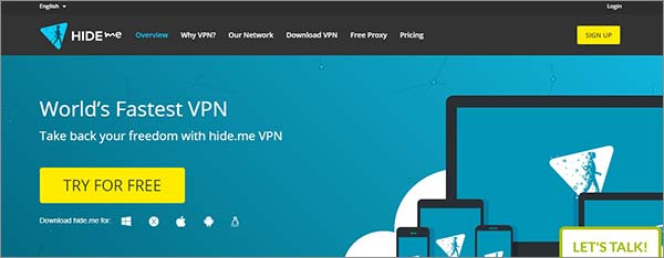 Hide-ME-VPN-free-trial-service