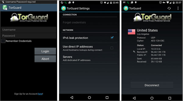TorGuarf-for-Android