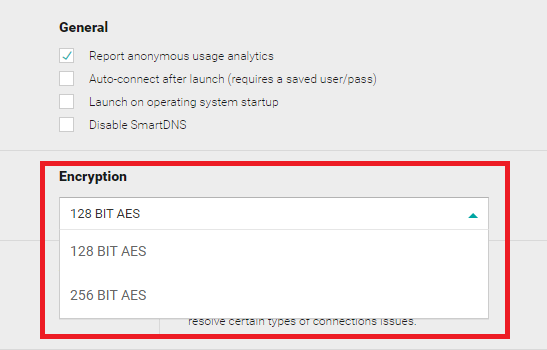 VPN.ht-encryption-options