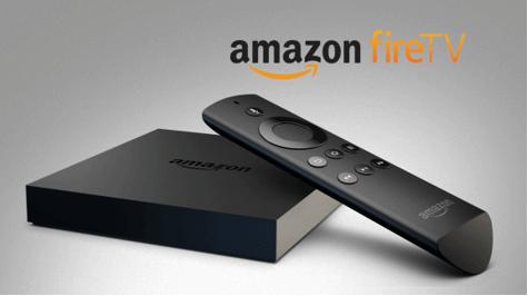 Amazon Fire TV Kodi Box