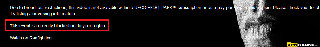 how to watch ufc on roku for free