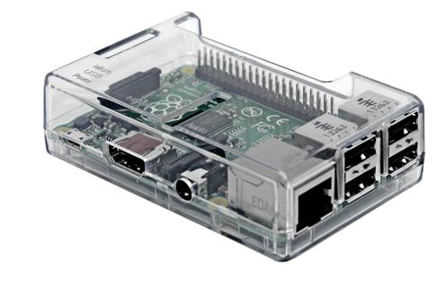 Raspberry Pi 3 Kodi Box