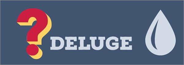 Deluge-Torrent