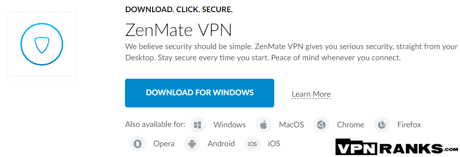 Zenmate review of 2018 is their premium service worth it despite these facts downloading zenmate software is an easy process which only involves two steps ie downloading the software and providing logging stopboris Gallery