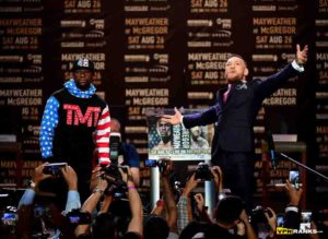 How to Watch Floyd Mayweather vs Conor McGregor Online in PPV