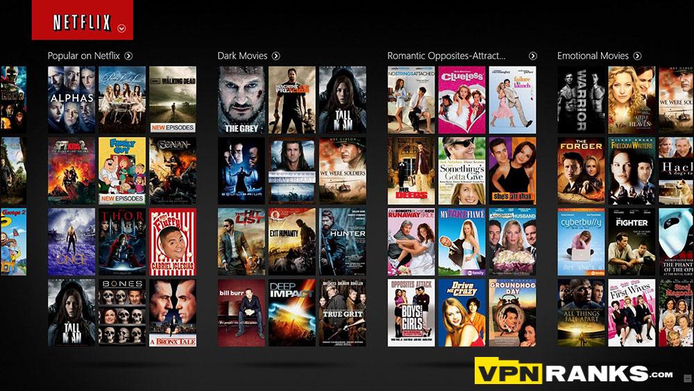 Popcorn Time vs. Netflix 2017