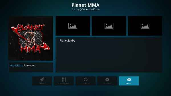 5th-step-to-install-planet-mma-on-kodi