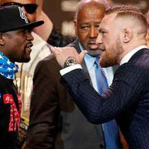 Mayweather vs McGregor: Odds, Expert Opinions, and Celebrities' Uptake