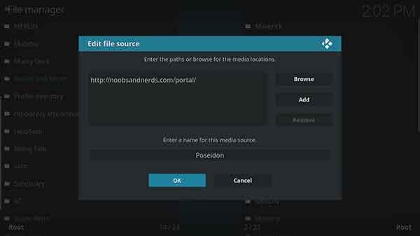 install-Posidon-on-kodi-Step-2
