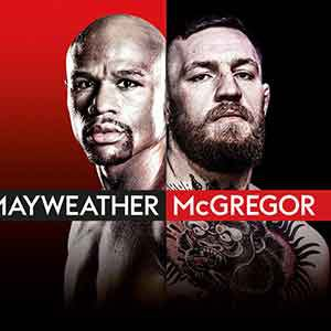 How to Watch Mayweather vs McGregor on Roku