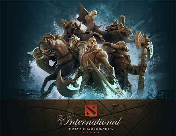How to Watch Dota 2 TI 7 Tournament from Anywhere