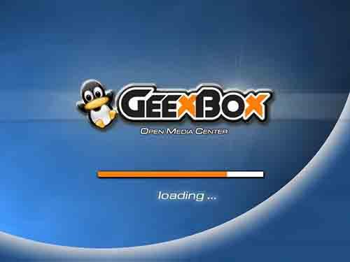 Geexbox uShare