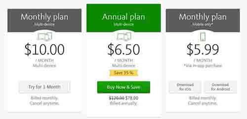 Premium-Pricing-Plan-Review