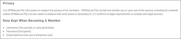 Privacy-Policy-of-VPNSecure