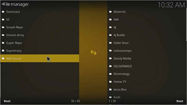 AceStream Kodi Krypton 17 6 Installation Guide (Plexus) – 2019