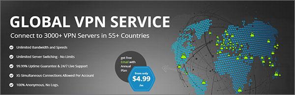 Best Dedicated IP VPN Service