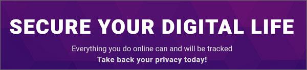 VPNSecure-Website