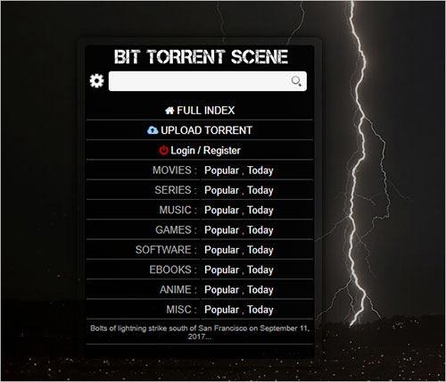 BTScene-for-Music-Best-Torrent-Sites-for-Music