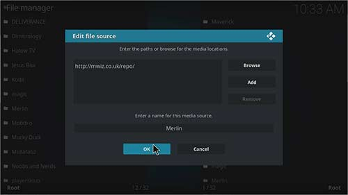 How-to-Stop-Kodi-Buffering-with-Merlin-Wizard-Step-2