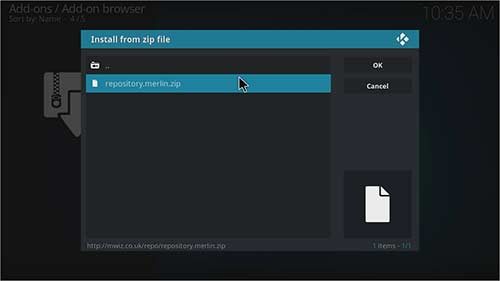 How-to-Stop-Kodi-Buffering-with-Merlin-Wizard-Step-4