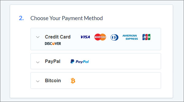 SaferVPN-Payment-Method