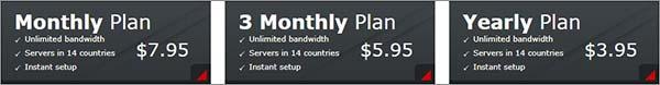 Pricing-of-VPN-Master