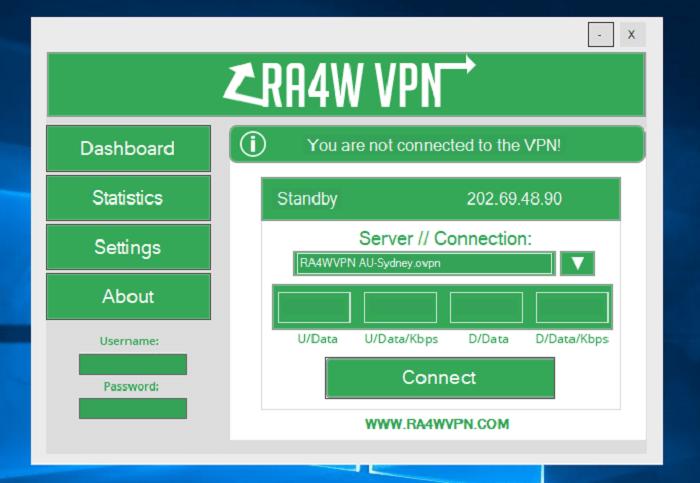 RA4W-Windows-Client