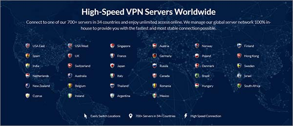 Safer-VPN-servers
