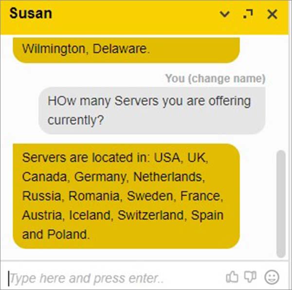 Servers-Customer-Support-VPN-Master-