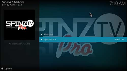 Step-9-Spinz-TV--Pro-addon-on-Kodi-Krypton-17