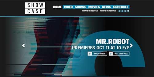 Watch Mr.Robot Outside US
