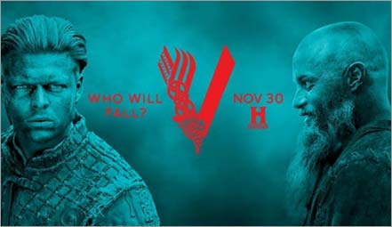 How to Watch Vikings Season 5 on Kodi Krypton 17.6