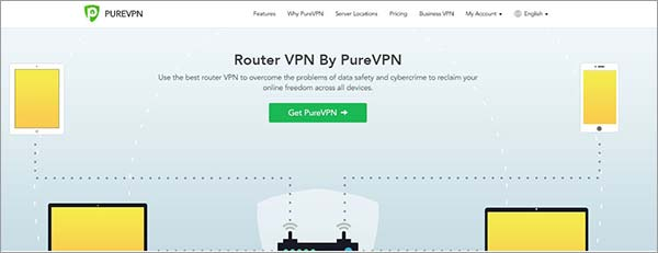 PureVPN-for-Router-Feature